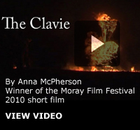 The Burning of the Clavie